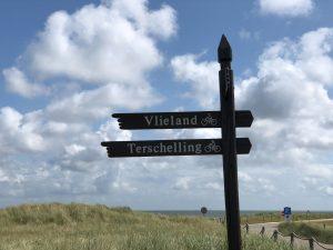 Ein halber Tag Texel, ein halber Tag Vlieland