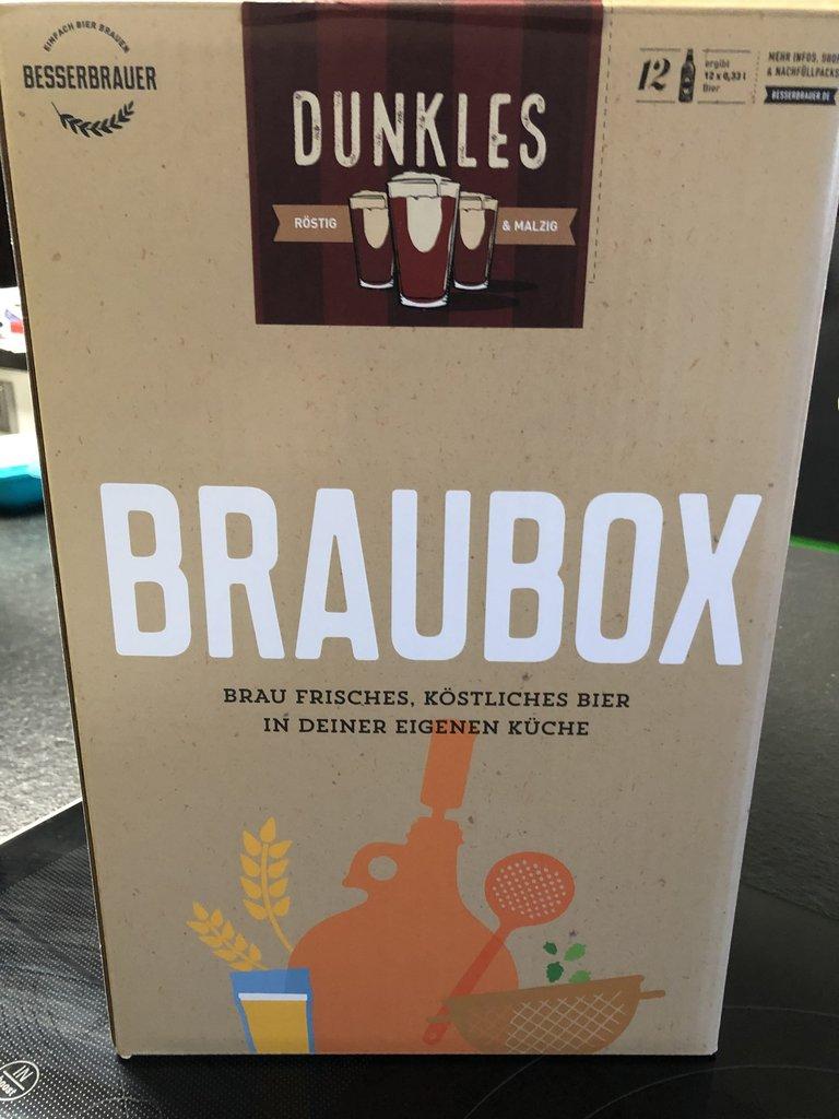 Projekt eigenes Bier – Brautag