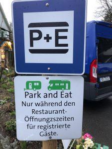 "Wohnmobil-Dinner im  Landgasthaus ""Bibelskirch"""