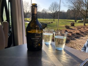 Wohnmobil-Dinner  – L'echalote Golfclub Moyland